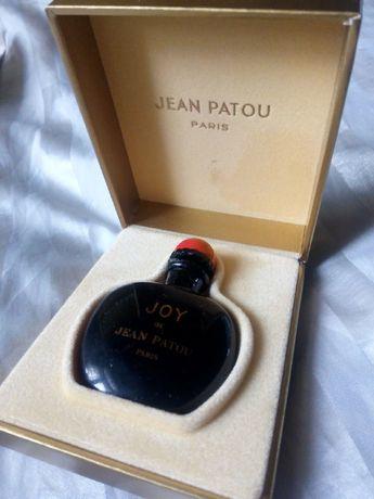 Joy Jean Patou, духи винтаж, сплеш, притертая пробка, оригинал 70-е г