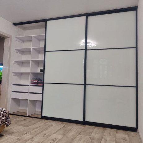 Шкаф-купе, кухня на заказ, по индивидуальному проекту, в Харькове.