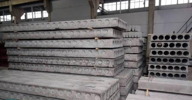 Продам многопустотные плиты перекрытия