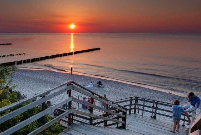 Pokoje przy plaży - Ustronie Morskie! Bursztynowa Przy Morzu