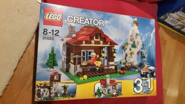 Caixa lego 31025