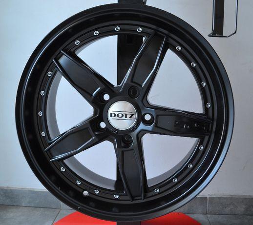 Nowe felgi aluminiowe DOTZ SP5 Black 18x8J 5x120 BMW