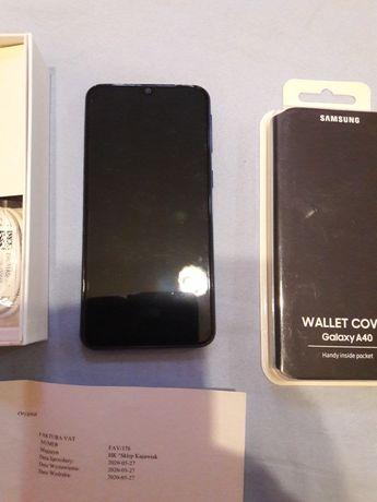 Smartfon samsung A40 Blue