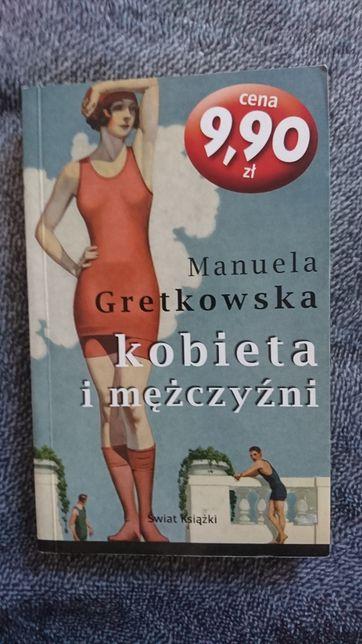 Kobieta i mężczyźni Manuela Gretkowska
