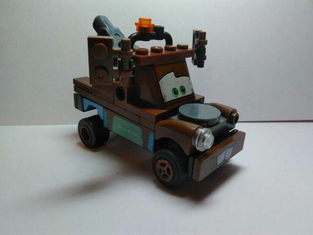 Lego тачки Метр аналог лего