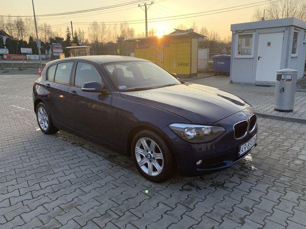 Sprzedam BMW seria 1 z 2011 roku po lift 2.0 disel 116KM