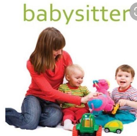 Babysitting e algum trabalho doméstico