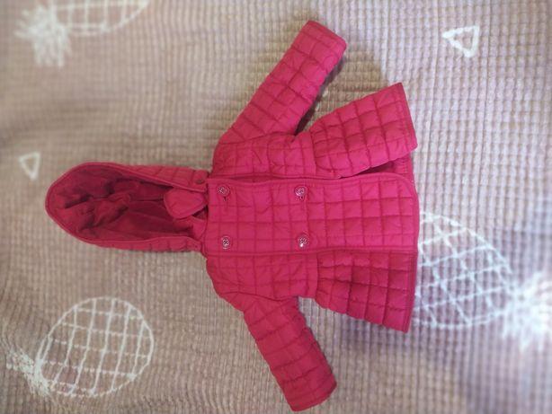 Куртка  для маленької красуні