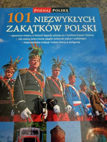101 niezwykłych zakątków Polski
