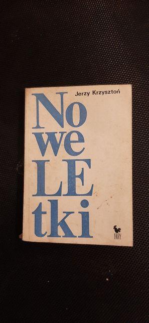 Noweletki, Jerzy Krzysztoń