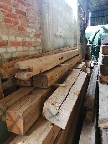 Sprzedam stare belki drewniane
