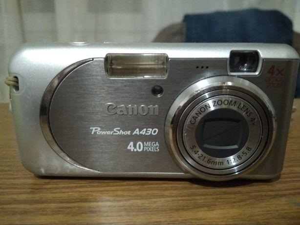 Цифровой фотоаппарат Canon A430