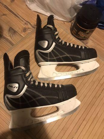 Łyżwy hokejowe oxelo