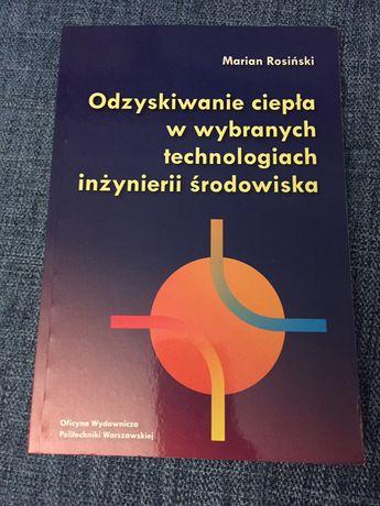 Marian Rosiński - Odzyskiwanie ciepła w wybranych techn. IS
