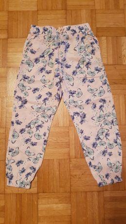 Spodnie alladyny dla dziewczynki HM w rozm. 110