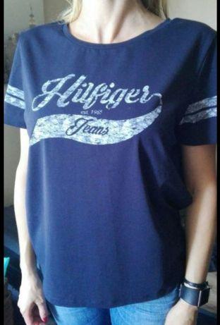 Oryginalna koszulka TOMMY HILFIGER t-shirt z USA