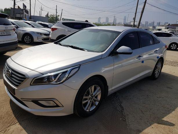Hyundai Sonata LF 2016 LPI Харьков