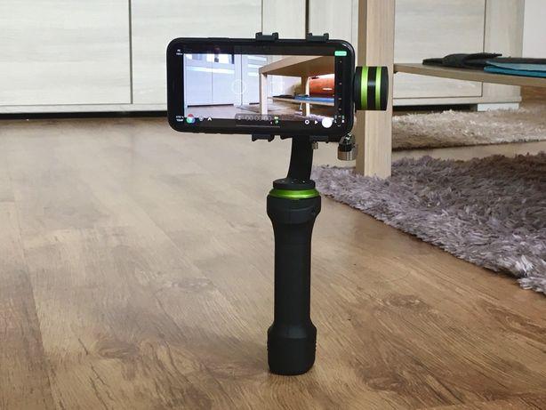 Gimbal stabilizator do smartfonów i GoPro (iPhone, GoPro 3 i 4)