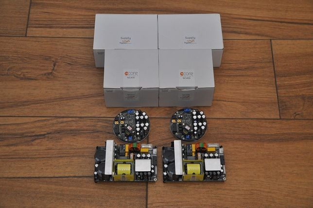 Moduły HypeX nc400 + HypeX SMPS600N400y DIY