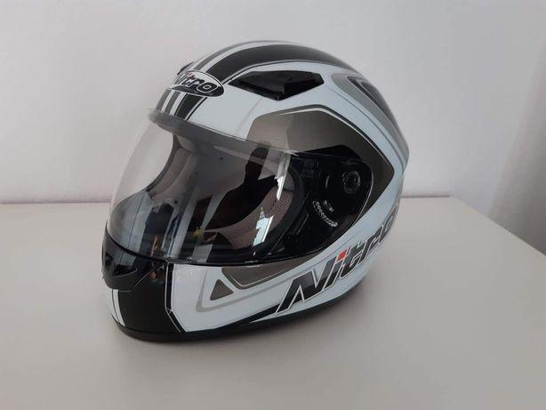 Kask Nitro motocyklowy rozmiar M/L