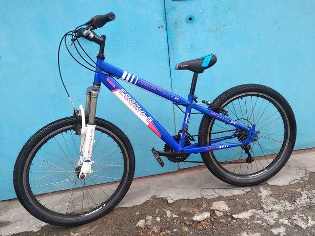 Formula dakar, подростковый скоростной велосипед диаметр колеса 24 д