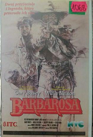 BARBAROSA !!! Kaseta VHS video !!!