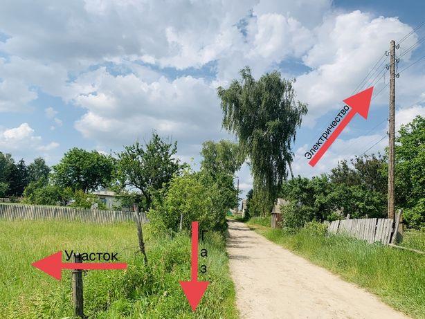 Продается участок 16 соток в с.Савин, Козелецкий р-н, Черниговская обл