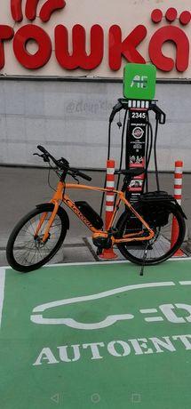 Электровелосипед Crescent eli / Scott е-venture / trek /specialized