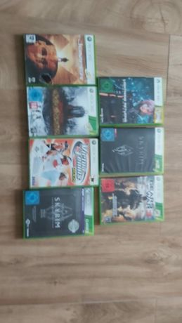 Xbox 360  gry.,.