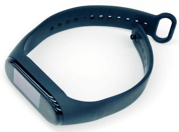 Фитнес браслет xiaomi mi smart band 4 black часы шагомер пульсометр