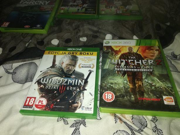 Wiedzmin 2 , 3 Xbox