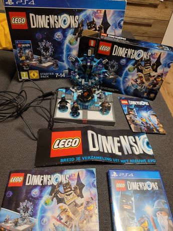 Lego dimensions Sony playstation 4 ps4