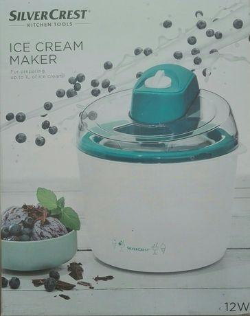 Urządzenia do robienia lodów