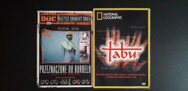 National Geographic TABU + Przeznaczone do burdelu filmy dokumentalne