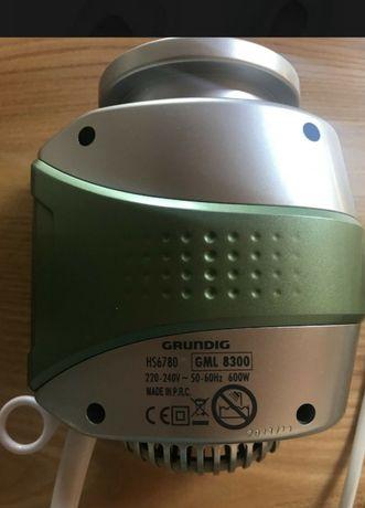 GRUNDIG IONIC premium LINE 600W suszarka