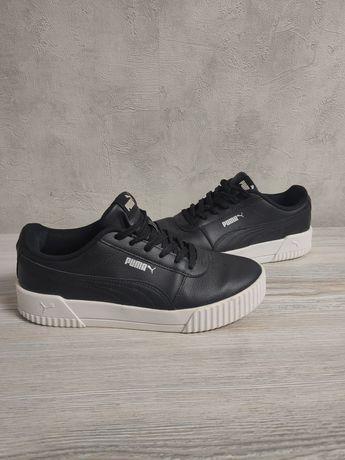 кроссовки Puma  женские кожаные