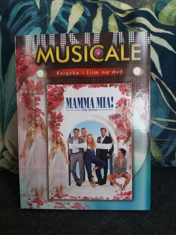 Film na DVD Mamma mia Meryl Streep