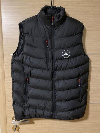 Kamizelka bezrękawnik Mercedes - oryginał