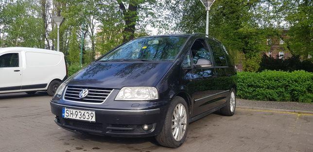 Volkswagen Sharan 1.9 tdi wersja SPECIAL 150 km prywatnie 7 miejsc