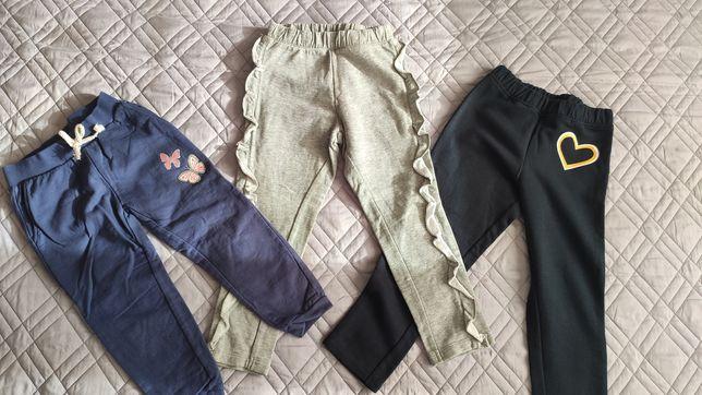 Spodnie dresowe Lupilu r.110/116 dresy