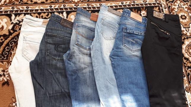 Фирменные джинсы коллинз