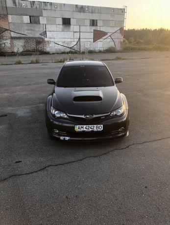 Subaru WRX STI 2008 обмен