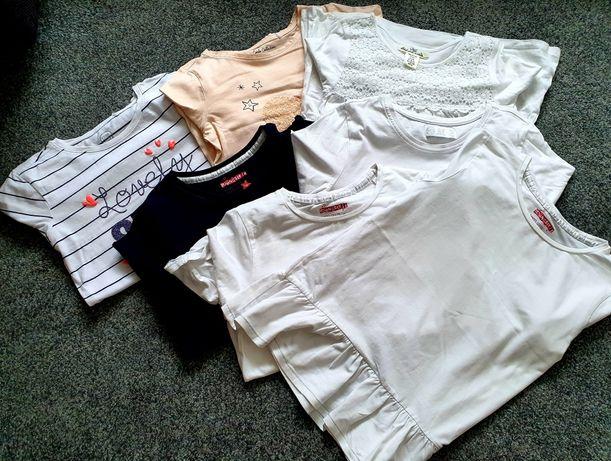 Koszulki długi rękaw Reserved CoolClub rozm. 122-164 za 1 szt