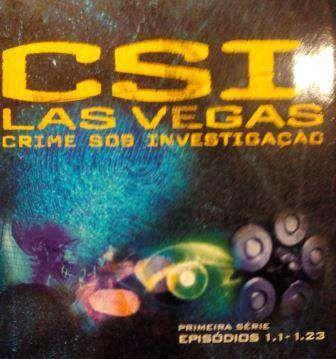 CSI Las Vegas Série 1DVD
