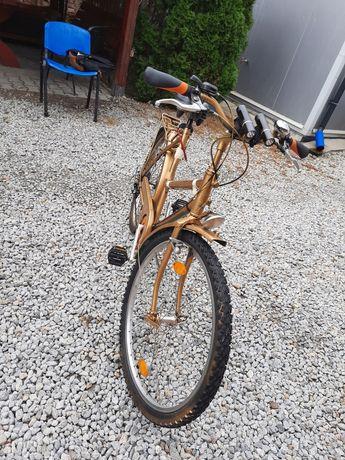 Sprzedaż rowera.