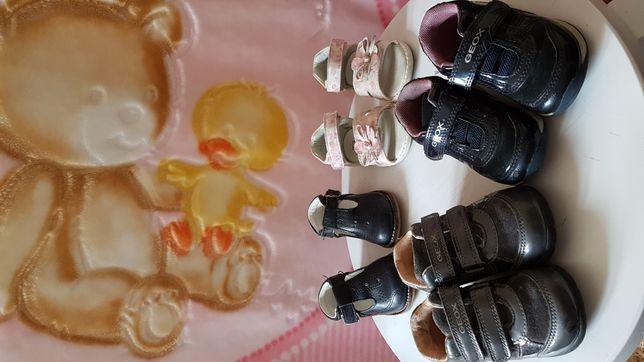 Sapatos de bebé/criança/menina