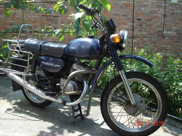 Мотоцикл Минск MMB 3311211