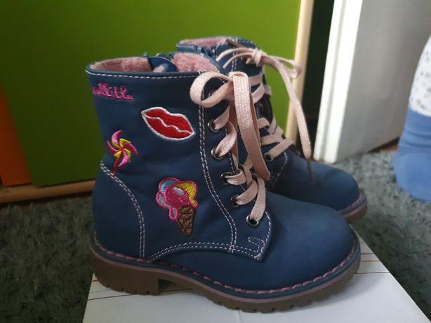 Buty dziewczęce Nelli Blue