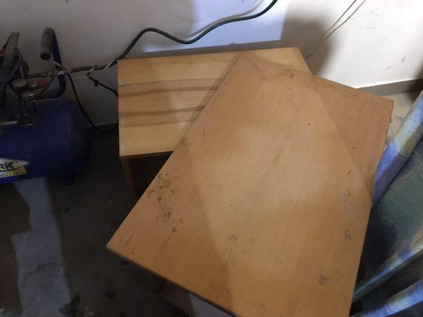 Тумба для телевізора і журнальний столик