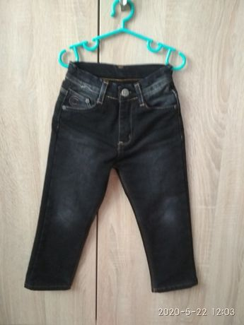 джинсы мальчик флис на 3-4 года Турция